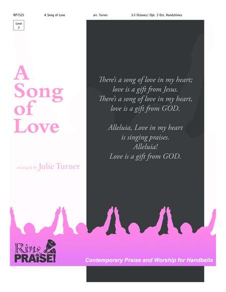 Cover of A Song of Love