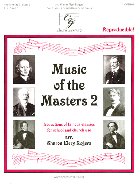 Cover of Music of the Masters 2