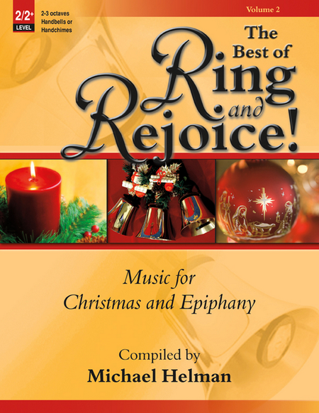 Cover of The Best of Ring and Rejoice! - Volume 2