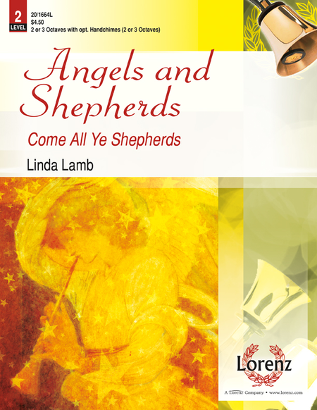 Cover of Angels and Shepherds