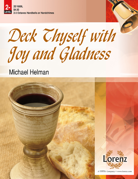 Cover of Deck Thyself with Joy and Gladness