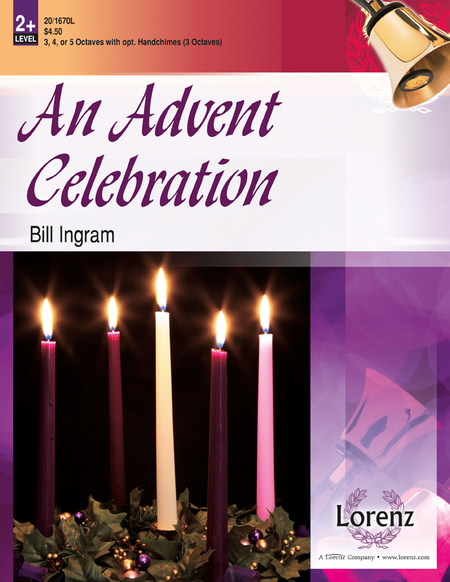 Cover of An Advent Celebration