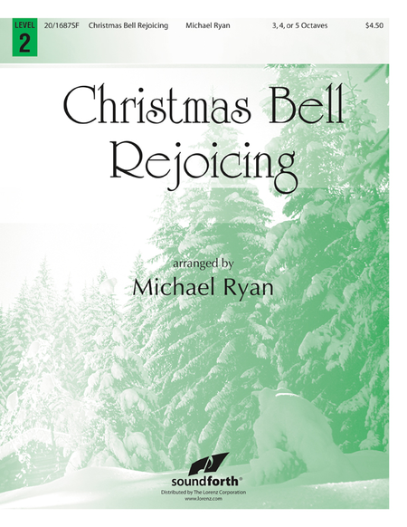 Cover of Christmas Bell Rejoicing