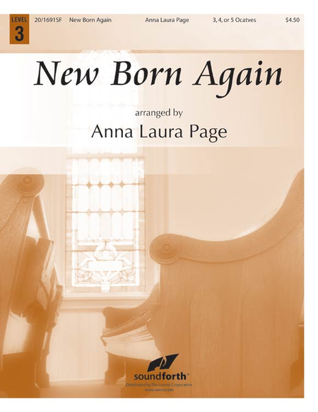 Cover of New Born Again