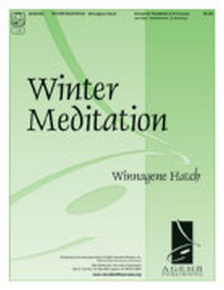 Cover of Winter Meditation