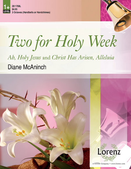Cover of Two for Holy Week
