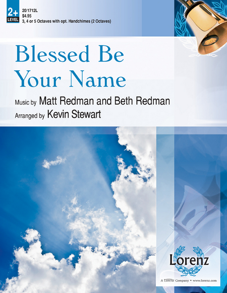 Cover of Blessed Be Your Name