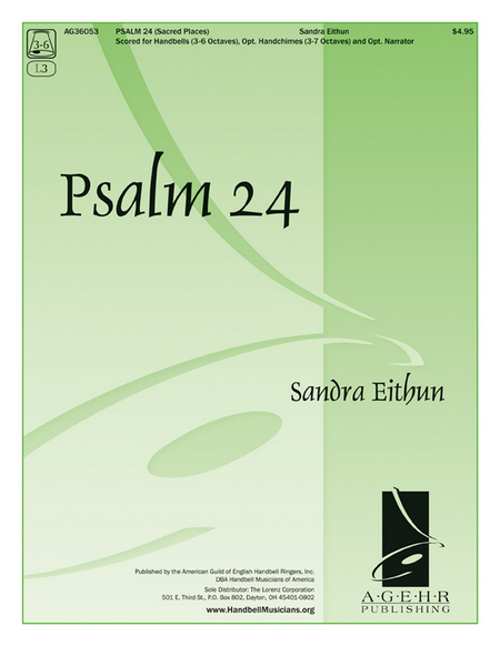Cover of Psalm 24