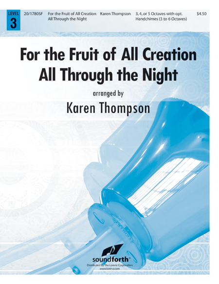 Cover of For the Fruit of All Creation