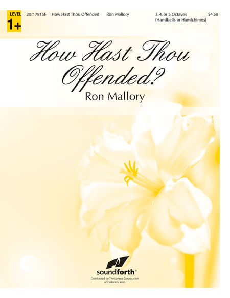 Cover of How Hast Thou Offended?