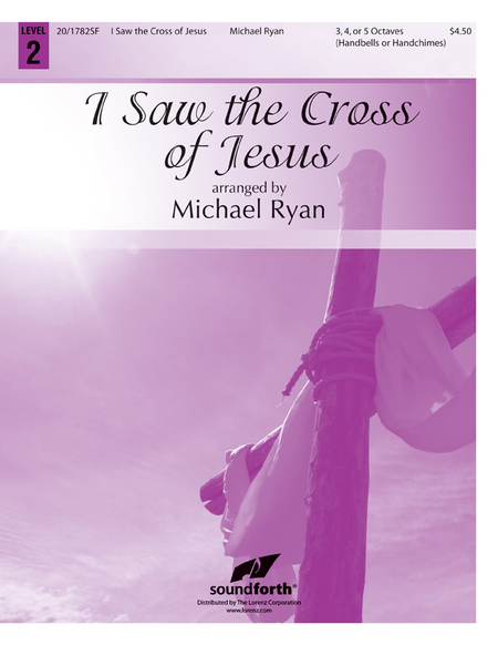 Cover of I Saw the Cross of Jesus