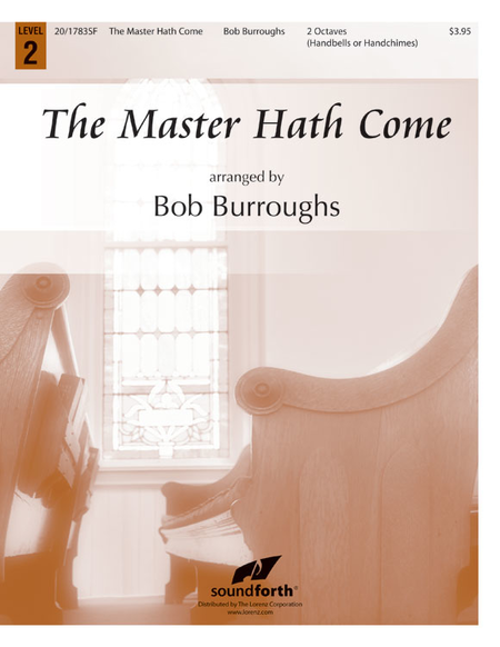 Cover of The Master Hath Come