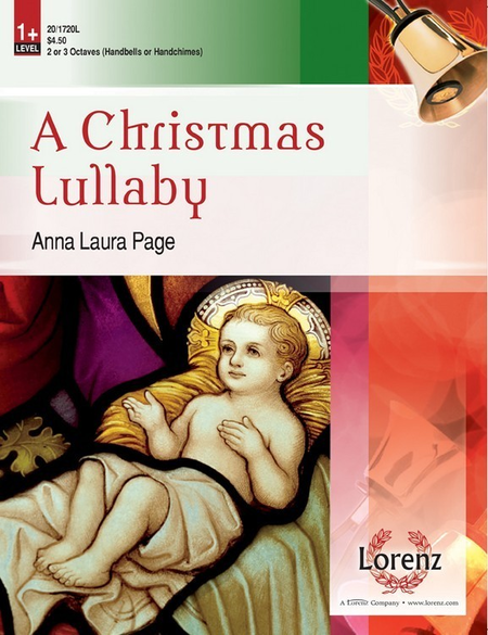 Cover of A Christmas Lullaby