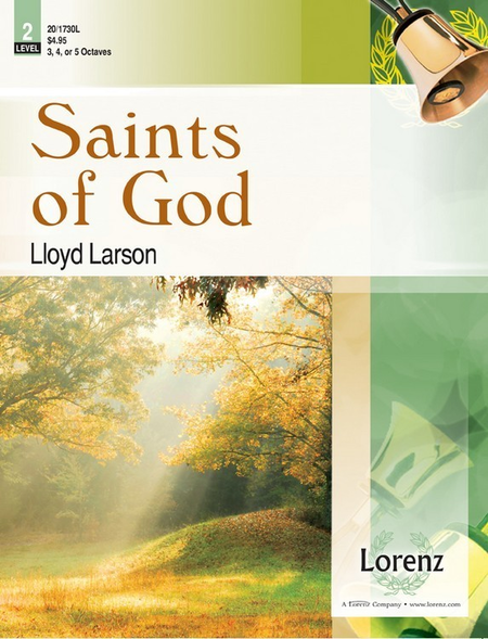 Cover of Saints of God