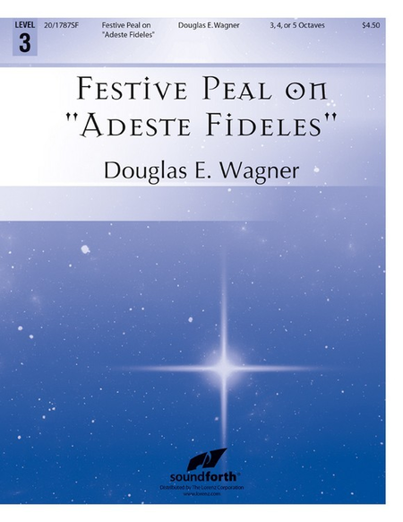 "Cover of Festive Peal on ""Adeste Fideles"""
