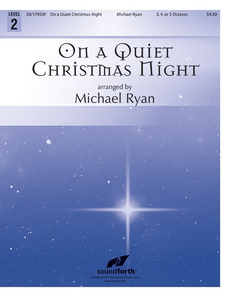 Cover of On a Quiet Christmas Night