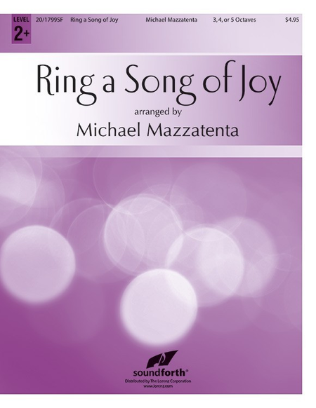 Cover of Ring a Song of Joy