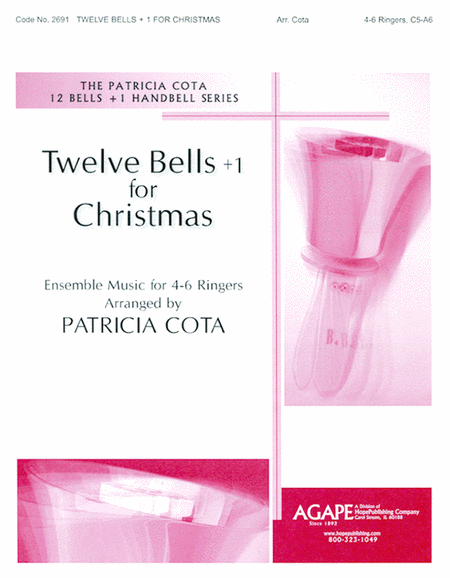 Cover of Twelve Bells +1 For Christmas