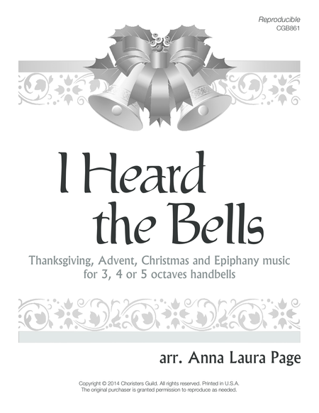Page 1 of I Heard the Bells