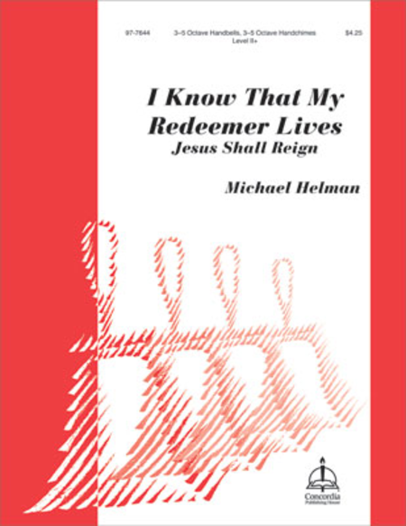 Cover of I Know That My Redeemer Lives