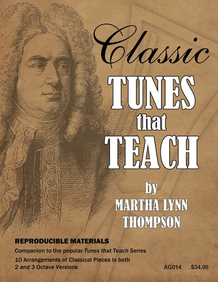 Cover of Classic Tunes that Teach