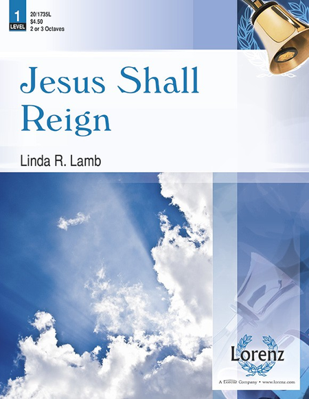 Cover of Jesus Shall Reign