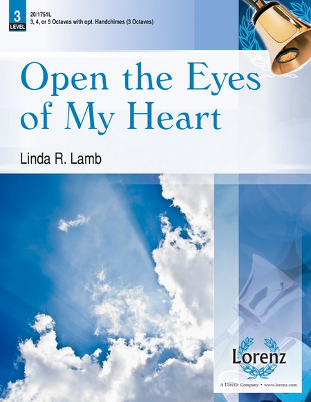 Cover of Open the Eyes of My Heart