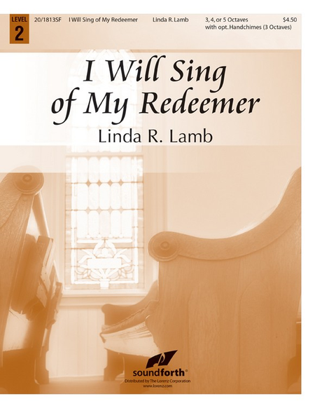 Cover of I Will Sing of My Redeemer