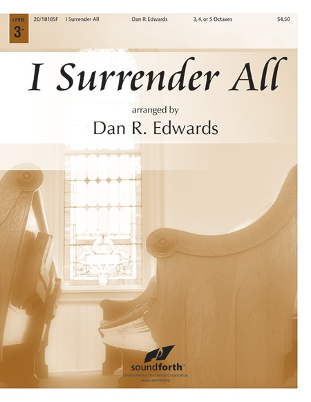 Cover of I Surrender All