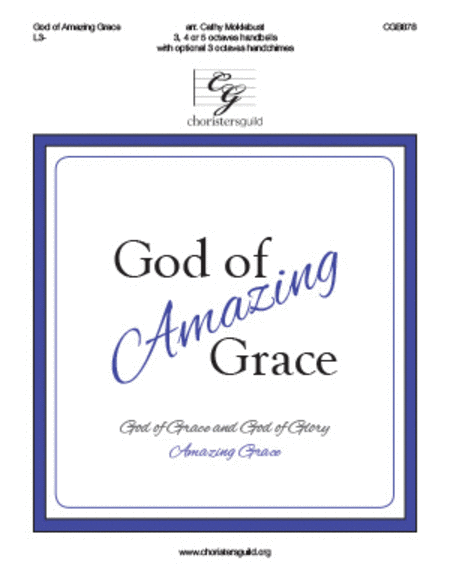 Cover of God of Amazing Grace