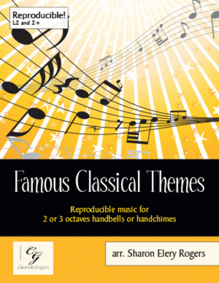 Cover of Famous Classical Themes