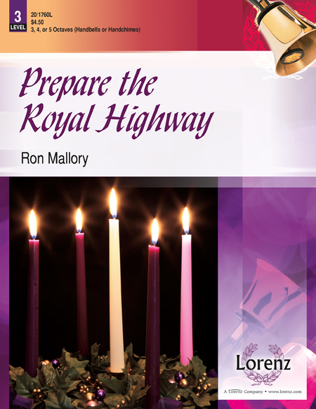 Cover of Prepare the Royal Highway