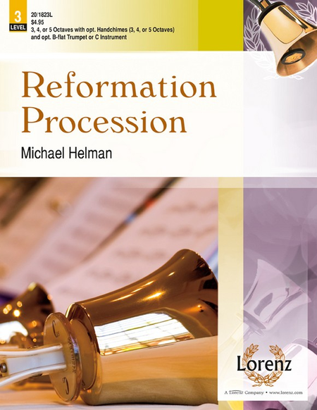 Cover of Reformation Procession