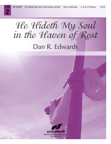 Cover of He Hideth My Soul in the Haven of Rest
