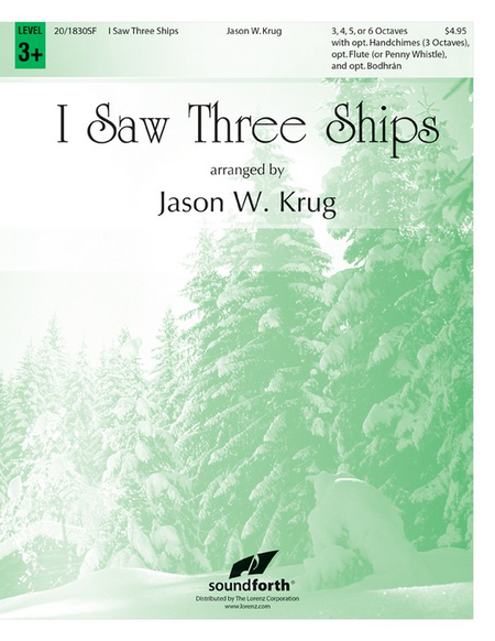 Cover of I Saw Three Ships