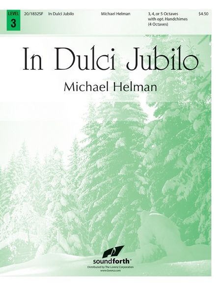 Cover of In Dulci Jubilo