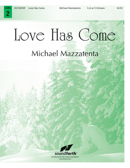 Cover of Love Has Come