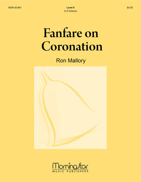 Cover of Fanfare on Coronation
