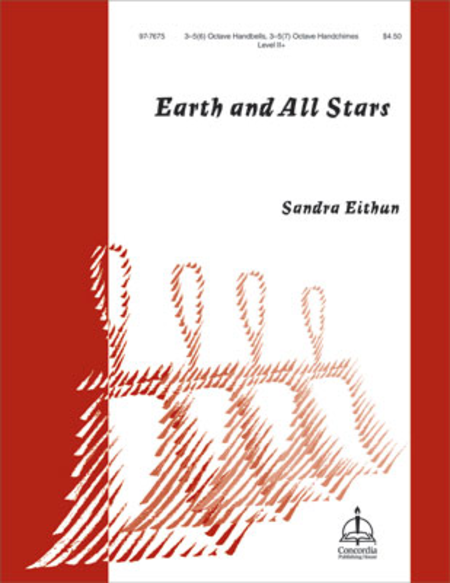 Cover of Earth and All Stars