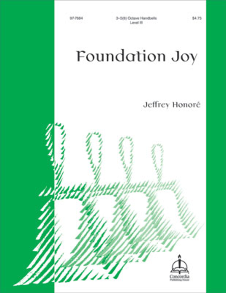 Cover of Foundation Joy