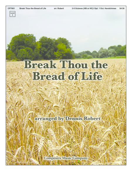 Cover of Break Thou the Bread of Life