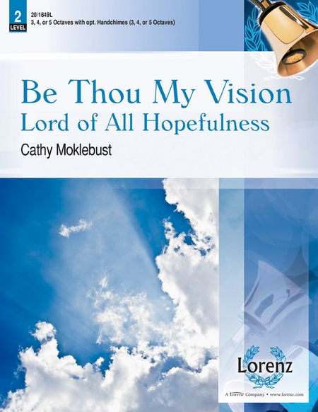 Cover of Be Thou My Vision