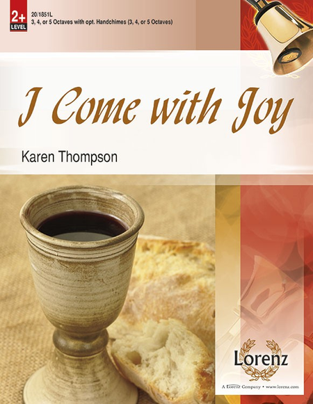 Cover of I Come with Joy
