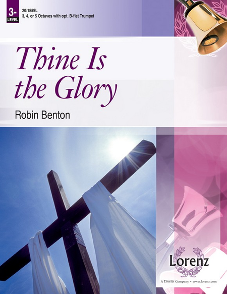 Cover of Thine Is the Glory