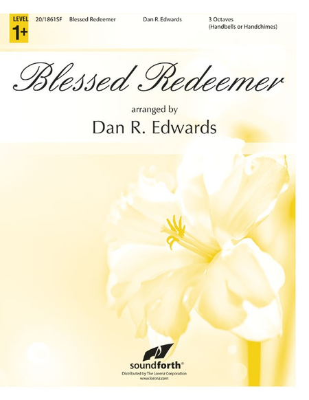 Cover of Blessed Redeemer