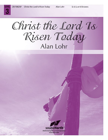 Cover of Christ the Lord Is Risen Today