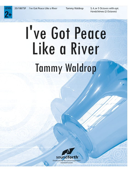 Cover of I've Got Peace Like a River