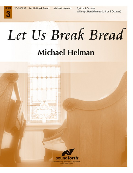 Cover of Let Us Break Bread