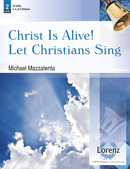 Cover of Christ Is Alive! Let Christians Sing
