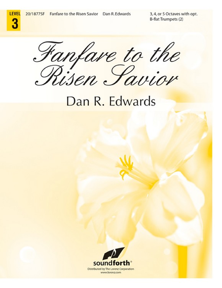 Cover of Fanfare to the Risen Savior